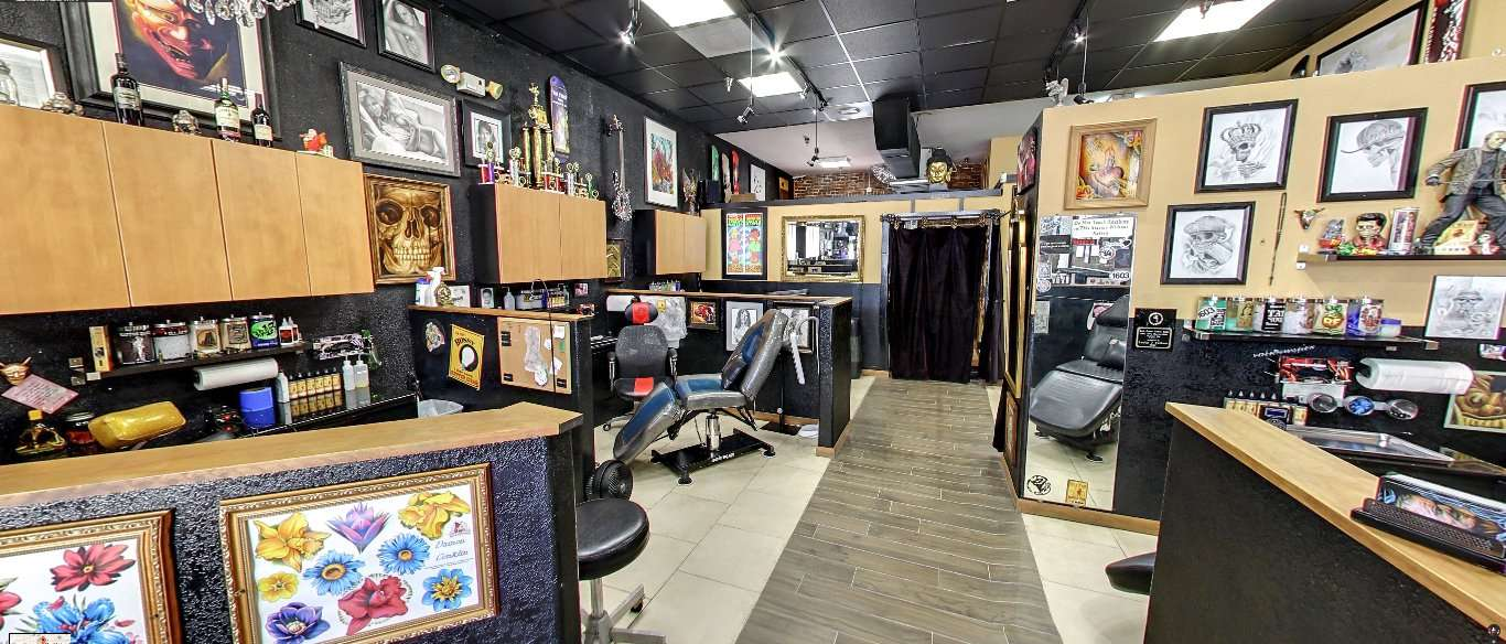 1603 tattoo ybor city photo news 247 for Tattoo parlors in tampa