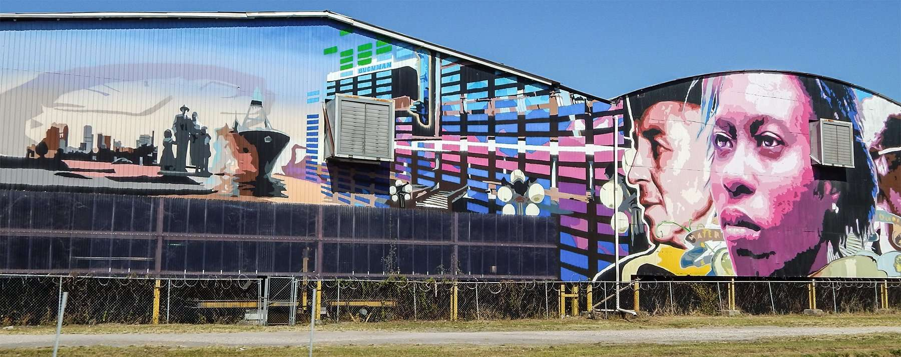 Biggest Mural In Florida Photo News 247