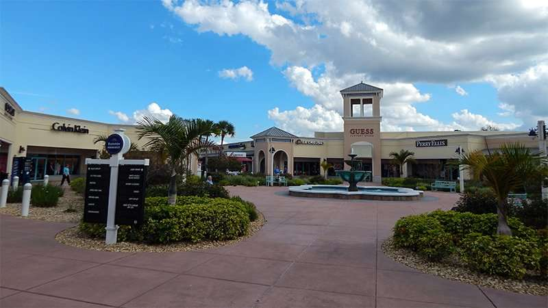 Premium Outlets and The Mills are part of five retail platforms owned by the real estate company, Simon Property Group, Inc., headquartered in Indianapolis.