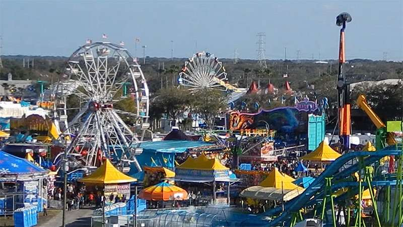 Florida state fair 2015 hillsborough county student day for Craft fairs in clearwater fl