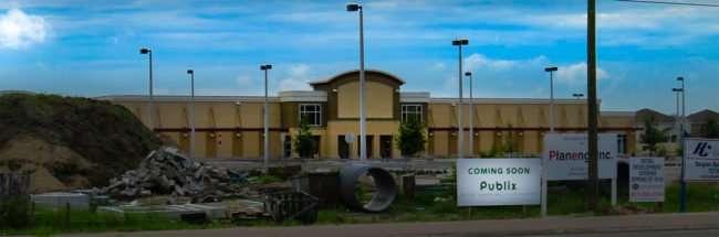 Aug 14, 2016 - Publix construction at Symmes & US-301, Riverview, FL/photonews247.com
