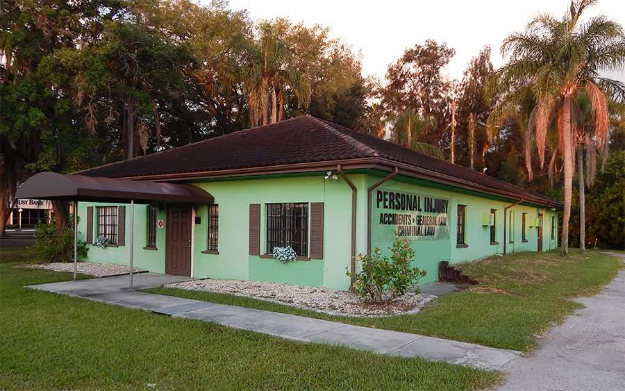Carr Law Office Building Built In 1951 Ruskin Fl Photo