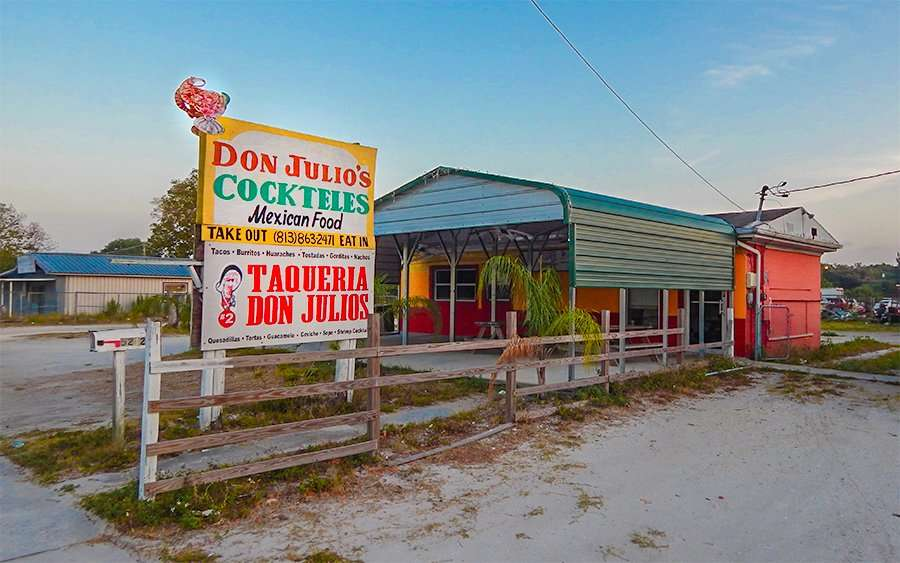 Mexican Food Riverview Fl