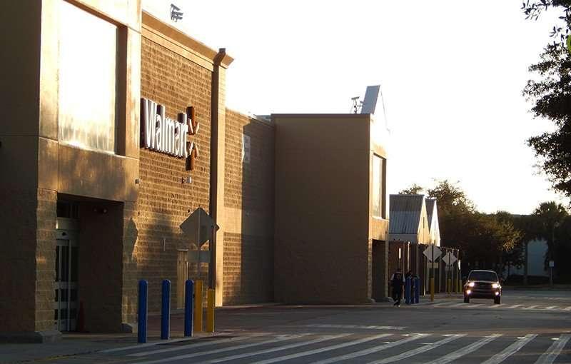 Walmart Brandon Reopened 11 13 2015 With New Liquor