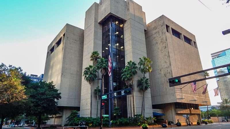 City Of St Pete Municipal Building