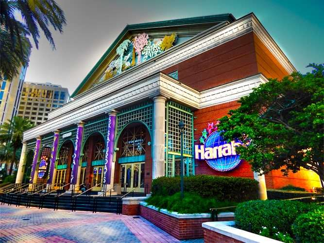 Orleans hotel casino