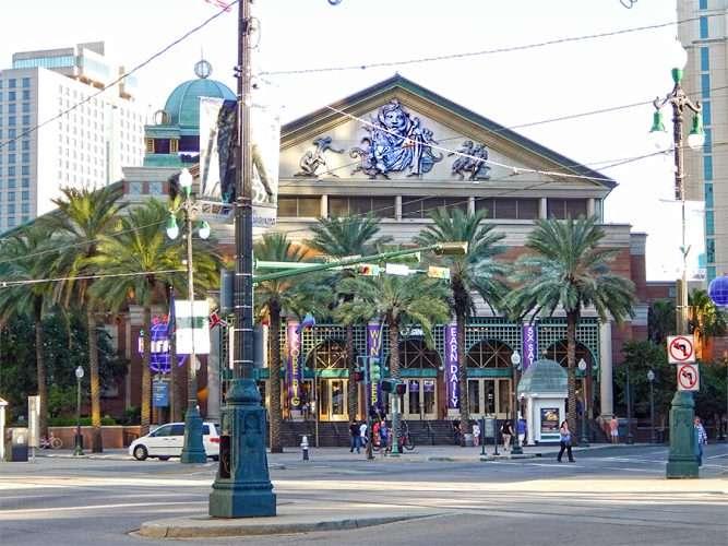 Harrah's casino hotel in new orleans louisiana