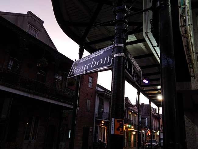 Bourbon Street Cafe Tampa Menu