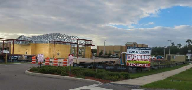 April 17, 2016 - Navy Federal Credit Union under construction on US Hwy 301, Riverview/photonews247.com