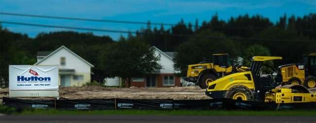 Aug 14, 2016 - Hutton Construction building First Watch, Riverview, FL/photonews247.com