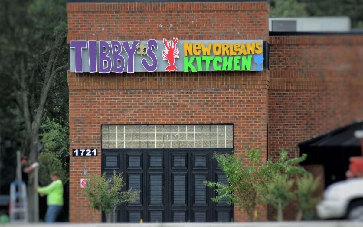 Tibby S Restaurant Menu Brandon Fl