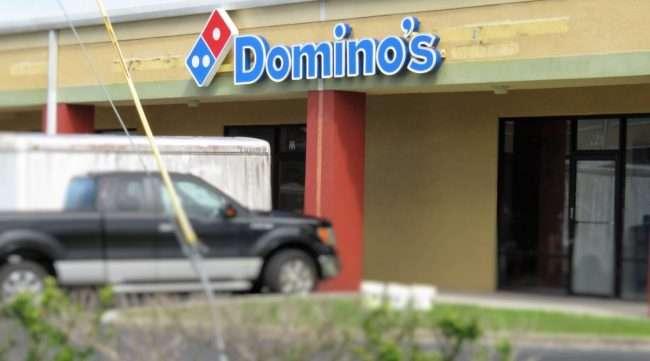 Aug 14, 2016 - Domino's Pizza Apollo Beach, FL/photonews247.com