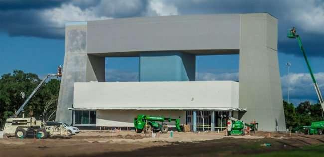 10.13.2016 - iFly Tampa next to TopGolf under construction, Brandon Tampa, FL/photonews247.com