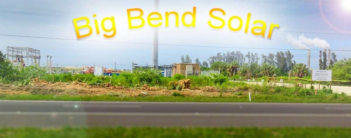 Big Bend Solar, Apollo Beach, FL