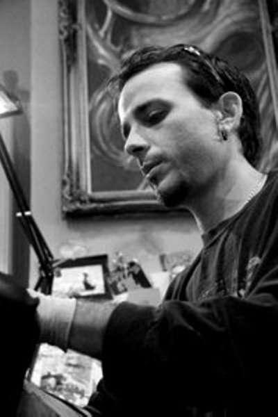 Best Tattoo Artist 2014 - Skip Sampson of 1603 Tattoo and Piercing Co in Ybor City/1603tattoo.com