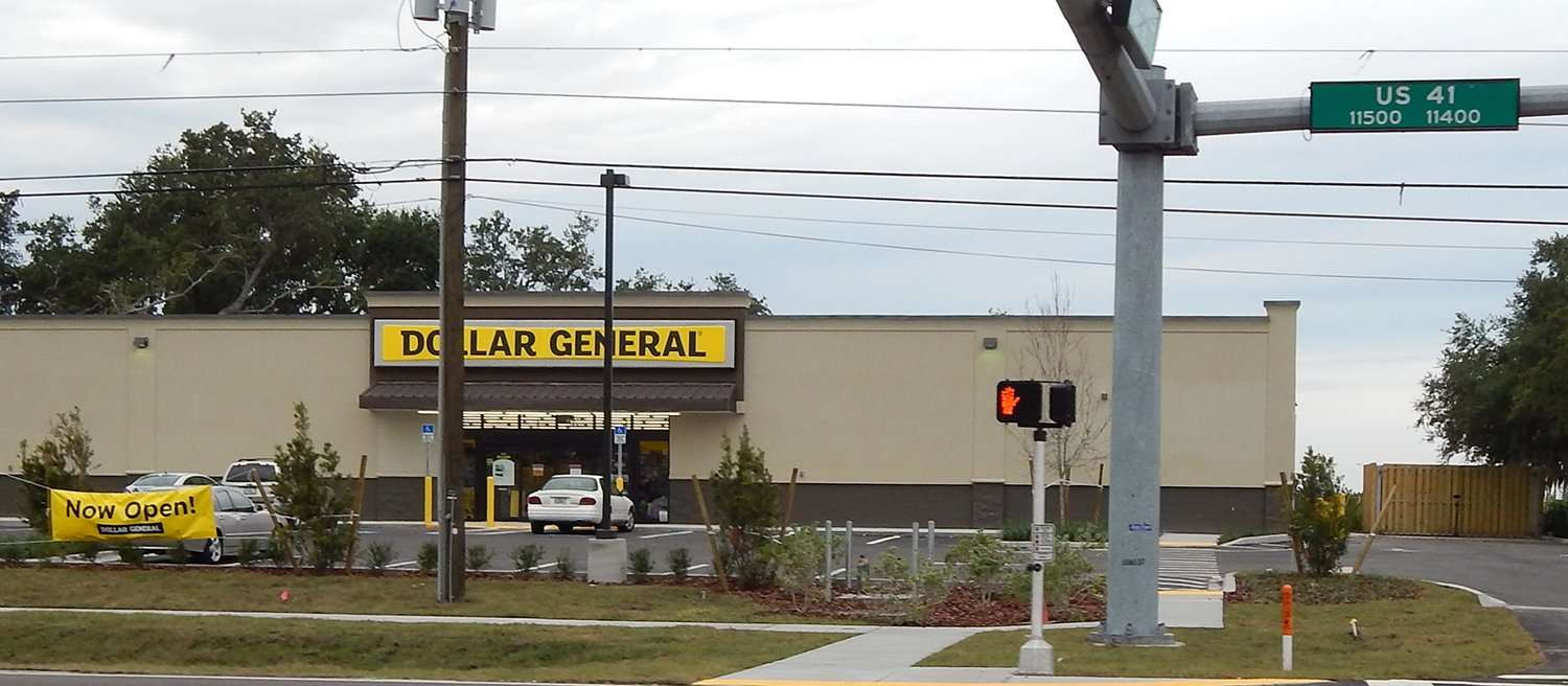Dollar General now open on US 41 and Symmes Rd Gibsonton, FL /photonews247.com