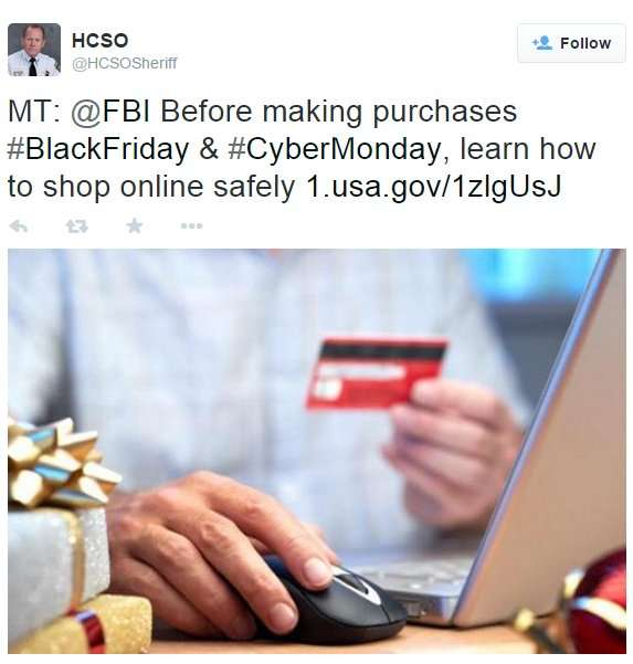 FBI warns before purchasing this holiday season read online saftey measures