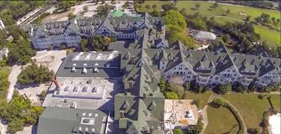 Helecopter view of Belleview Biltmore Hotel Resort and Spa in Clearwater FL/capture from youtube.com/belleairimages