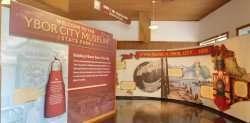 Inside Ybor City Museum State Park 1886, Tampa FL