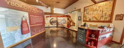 Inside of Ybor City Museum 1886, Tampa FL