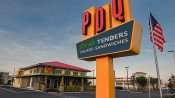 MAY 15, 2015 - PDQ Tenders restaurant on US 301 and Big Bend, RD