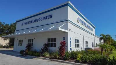 Nov 15, 2014 - The Eye Associates office building is white during the day in Sun City Center, FL