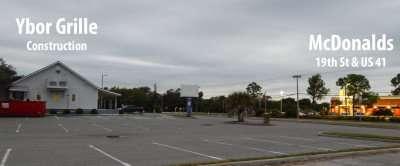 Nov 21, 2014 - Ybor Grille construction across from McDonalds on 19th St, Ruskin, FL.