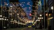 Dec 19, 2015 - 7th Ave has Christmas lights above the street that run the length Ybor City Tampa, FL/photonews247.com