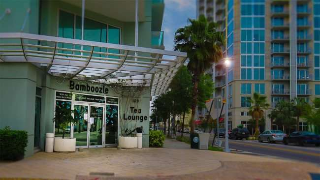 Mar 27, 2016 - Bamboozle Tea Lounge, Channelside Tampa FL/photonews247.com