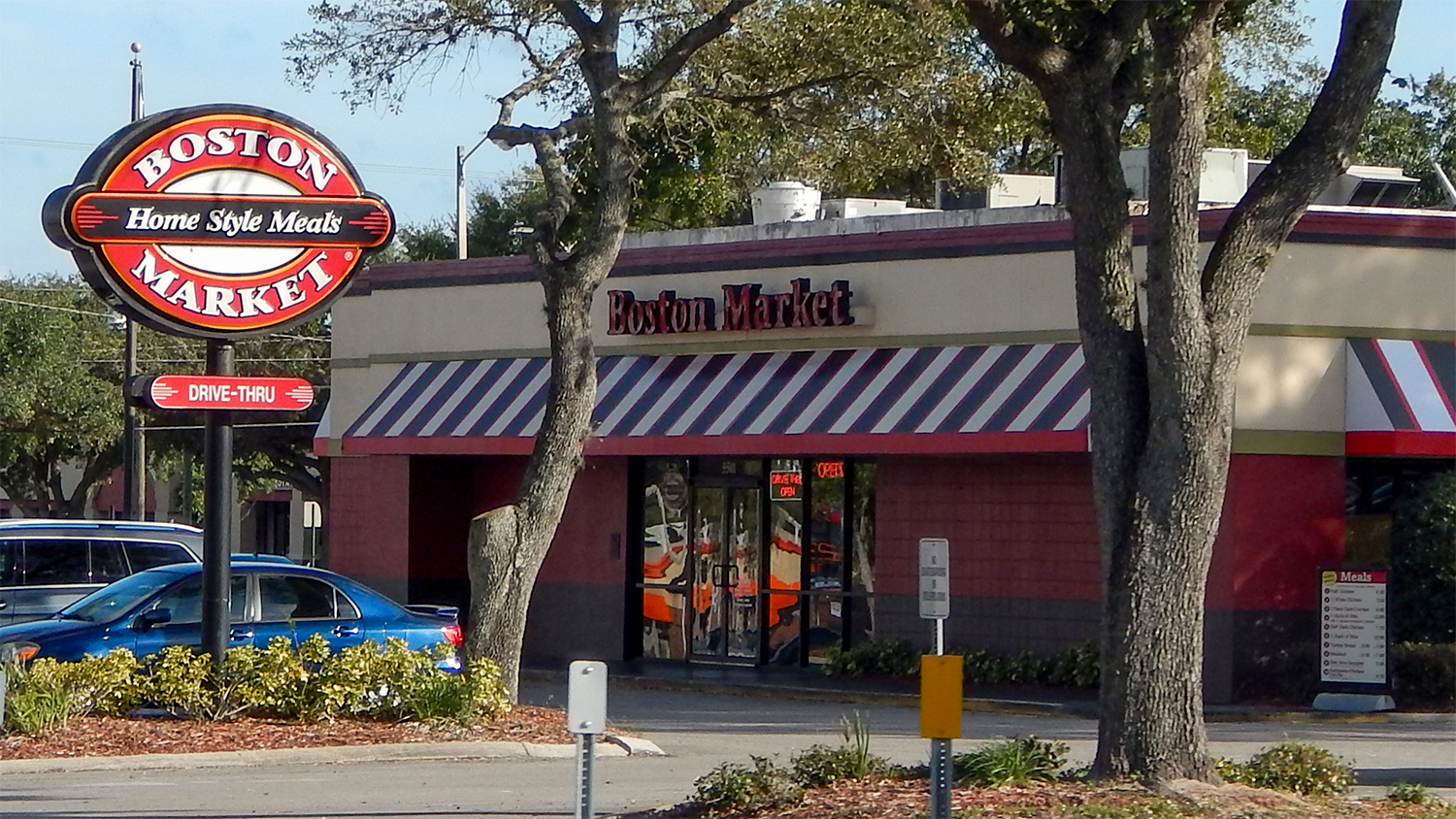 Boston Market on East Fowler in Tampa, Florida/photonews247.com