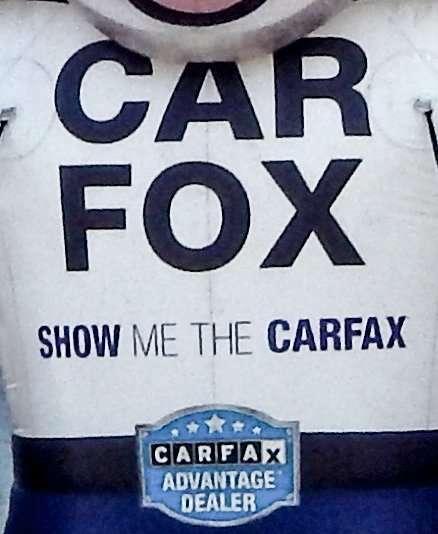 Car Fax Dealer Report