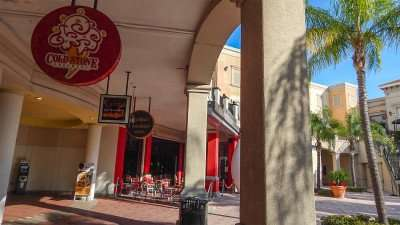 Cold Stone Creamery in Channelside Bay Plaza in Tampa, FL/photonews247.com
