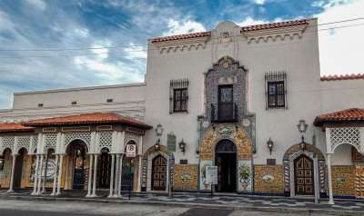Columbia Restaurant view on 7th Ave. in Ybor City/Photo News 247