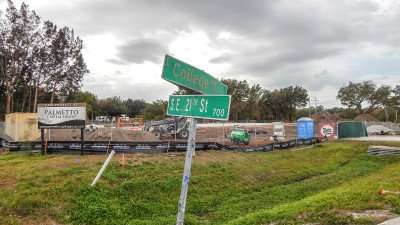 Dec 24, 2014 Construction Dollar General 21 Street and College Ave Ruskin, FL