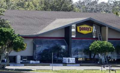 Dennys getting remodeled in Sun City Center, FL