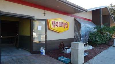 Denny's under construction in Sun City Center, FL/photonews247.com
