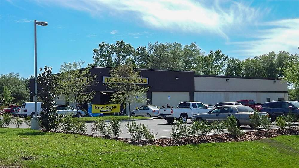 Dollar General opens March 2015, Ruskin, Florida/2015 photonew247.com
