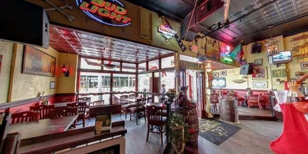 Gaspars Grotto Cuban Restaurant Bar in Ybor Tampa, FL/copyright 2014 Google