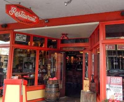 Gaspars Grotto Cuban Restaurant and Bar in Ybor City, Tampa, FL/photonews247.com