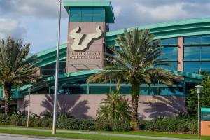 Lee Roy Selmon Athletics Center at USF, Tampa, Florida