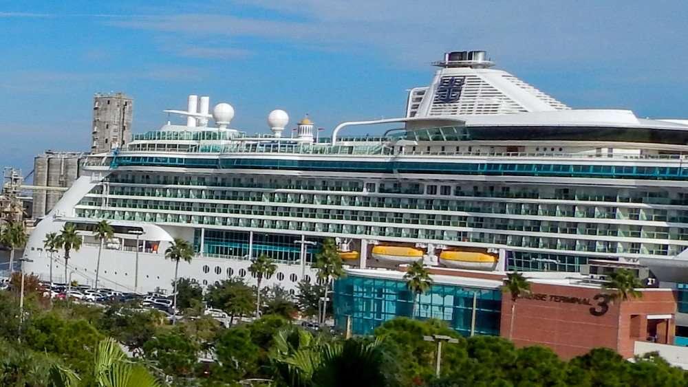 Tampa Cruise Port Rental Car Return