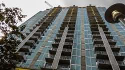 Skyhouse Tower construction site in Channel Distric in Tampa, FL/photonews247.com