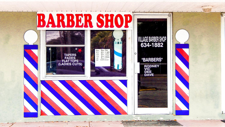 Village Barber Shop in 301 in Wimauma, Flroida for the best hiarcuts in town