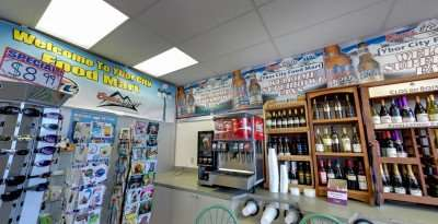 Ybor City Food Mart Coors Light banner/2014 Google