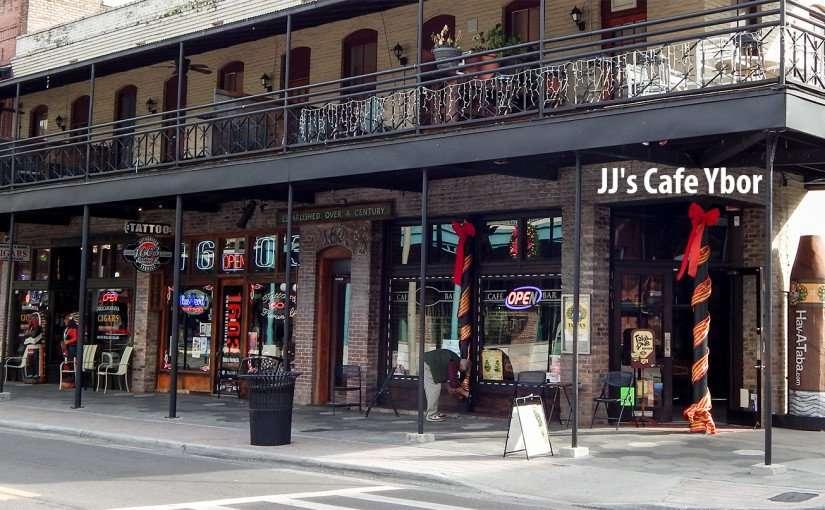 J J's Cafe and Bar on 7th Ave and 16th Street in Ybor City Tampa, FL/photonews247.com