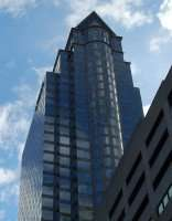 JAN 2015 - 100 North Tampa Regions Building 576 feet tall in Downtown Tampa