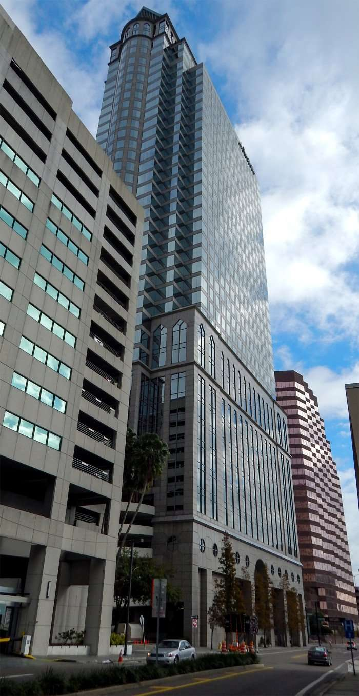 100 North Tampa (Regions Building) tallest skyscrapper in ...