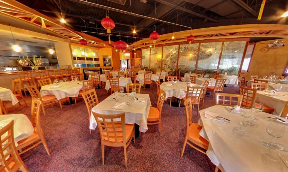 Photo 3: Dining room of TC Choys Bistro Chinese Restaurant in SoHo District of the Hyde Park neighborhood, Tampa, FL/copyright 2014 Google