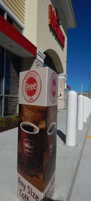 Free Coffee during Wawa Grand Opening on Hwy 301 S in Riverview, FL/2015 photonews247.com