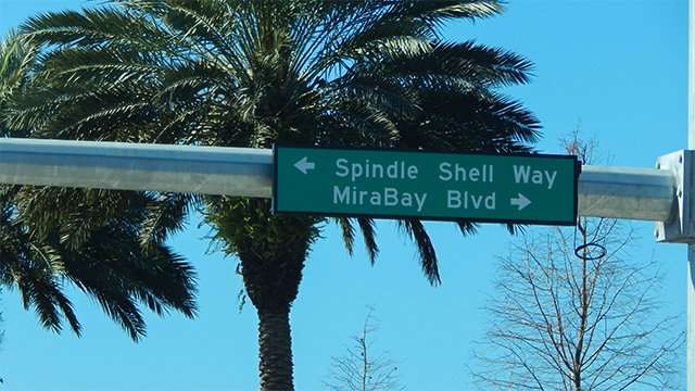 New Traffic Light at 4-way intersection US 41, Spindle Shell Way and MiraBay Blvd in Apollo Beach, FL